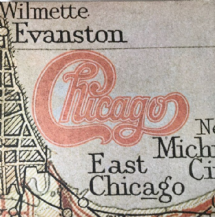 Chicago - Chicago XI (LP) (VG/EX)
